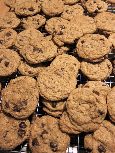 CSA Love or The Mall Cookie | Red-Handled Scissors