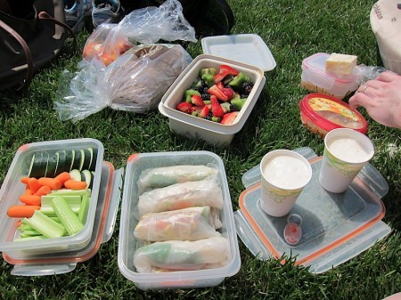 How to Make a Memorial Day Picnic Lunch | The Zen of Making