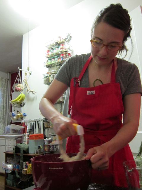 Sunday Snapshot: My Pie Crusts are from Scratch   Red-Handled Scissors
