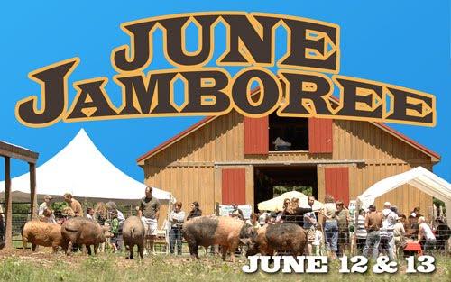Blogging from Woodstock Farm Animal Sanctuary's June Jamboree | Red-Handled Scissors