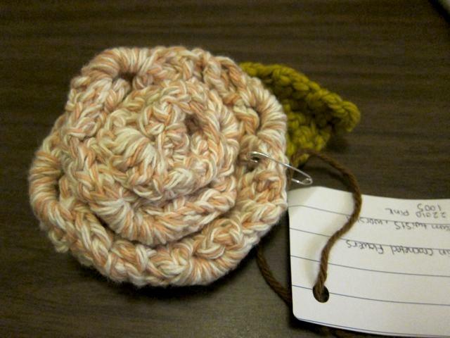 My Yarn Garden | Red-Handled Scissors