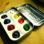 Altoids Tin Watercolor Set