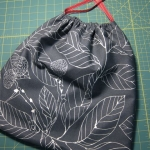 Oversized Knit Project Bag 1