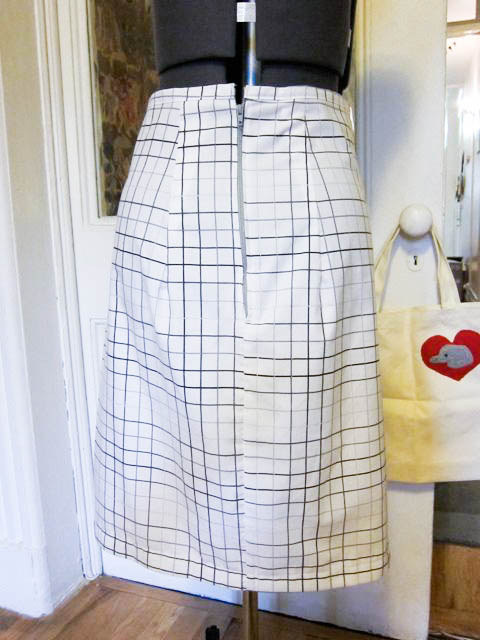 Tutorial: Pillowcase Pencil Skirt