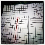 Pencil Skirt Tutorial Preview | Red-Handled Scissors