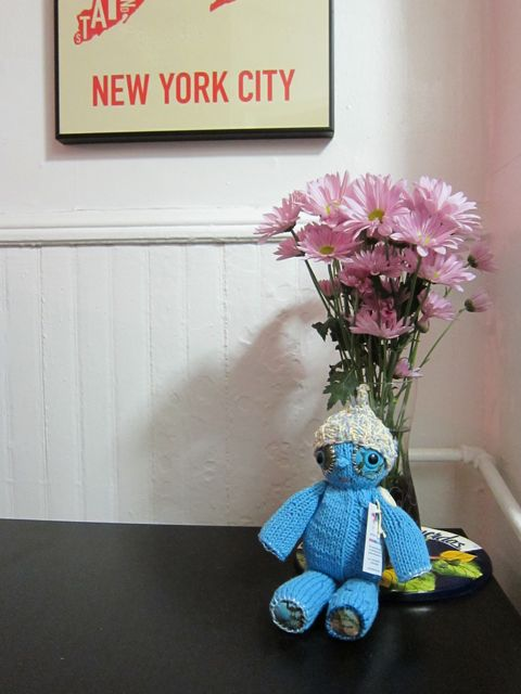 Sunday Snapshot: Welcome to New York, Fregley! | Red-Handled Scissors