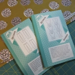 My Colette Patterns are Here! | Red-Handled Scissors