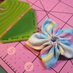 Kanzashi Flower Template-Small