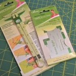 Review: Clover Sewing Measurement Tools for Craft Test Dummies (Stocking Stuffers!) | Red-Handled Scissors