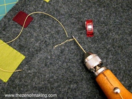 Craft Tool: Speedy Stitcher Sewing Awl | The Zen of Making