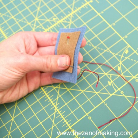 Video Tutorial: Perfect Straight Stitches | The Zen of Making