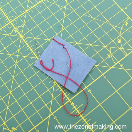 Video Tutorial: Perfect Straight Stitches | Red-Handled Scissors