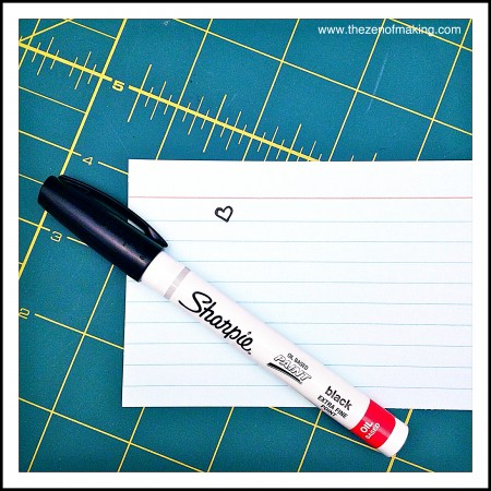 Ultra Fine Sharpie vs Extra Fine Craft Tool Sharpie Extra Fine
