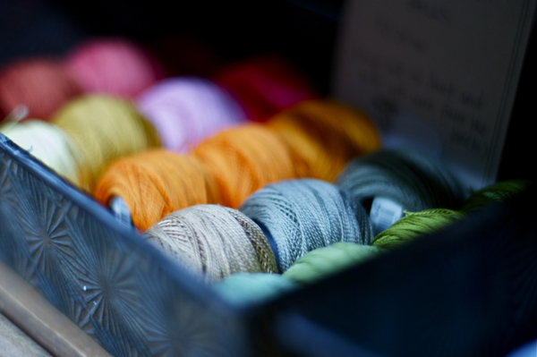 Sunday Snapshot: NYC Yarn Crawl 2012 | Red-Handled Scissors