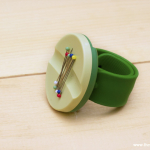 Review: Clover USA Pin 'n Stow Sewing Pin Holder | The Zen of Making