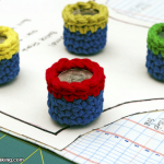 Tutorial: Crocheted Pocket Change Pattern Weights | The Zen of Making