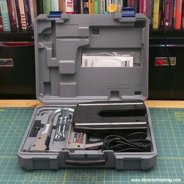 Review: Dremel Moto-Saw Kit | The Zen of Making