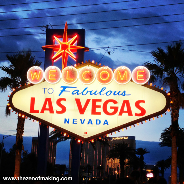 Sunday Snapshot: CHA Summer 2013 Las Vegas Highlights | The Zen of Making