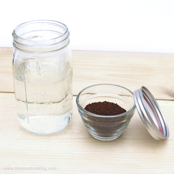 Recipe: Mason Jar Cold Brew Coffee | The Zen of Making