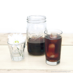 Recipe: Mason Jar Cold Brew Coffee | The Zen of Making