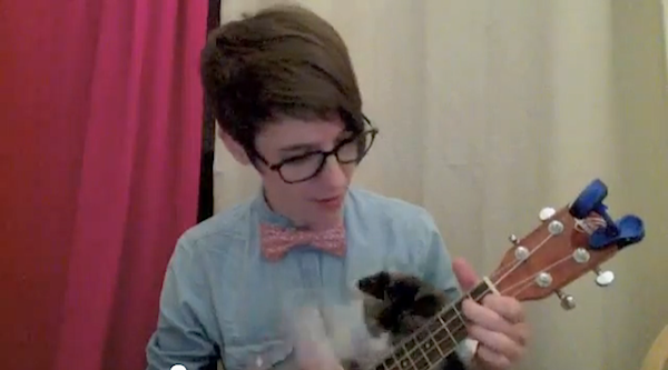 Friday Internet Crushes: Nerdy Love Song | The Zen of Making
