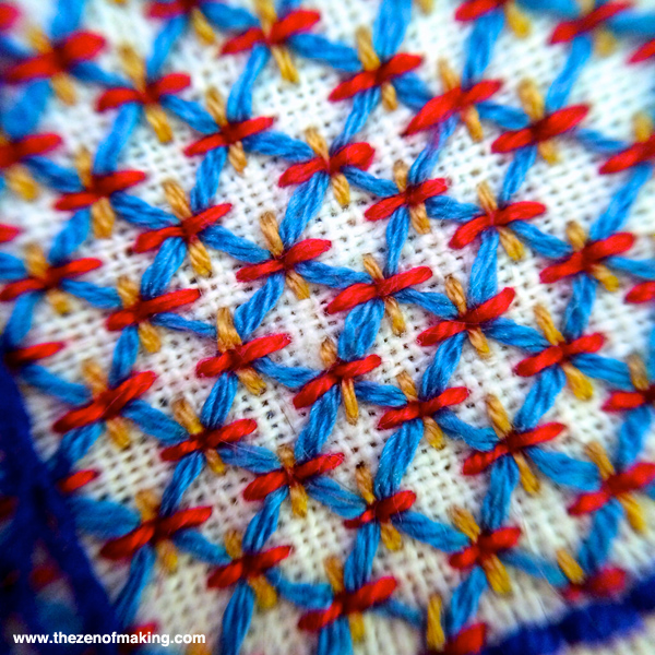 Sunday Snapshot: Fun with iPhone Macro Lenses | Red-Handled Scissors