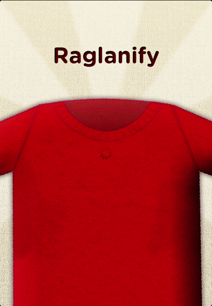 Saturday Internet Crushes: Raglanify Knitting App | The Zen of Making