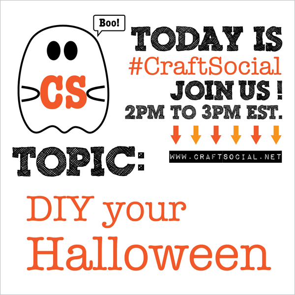 Today's Craft Social: DIY Your Halloween | The Zen of Making