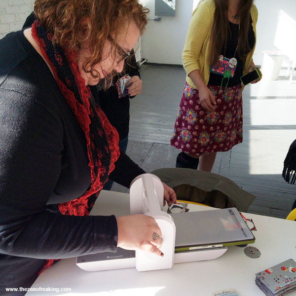 Photo Roundup: Sewing for All Seasons Book Party at Brooklyn Craft Company | The Zen of Making