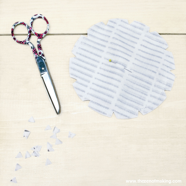 Tutorial: Simple Lavender Sachets with the AccuQuilt GO! Baby   Red-Handled Scissors