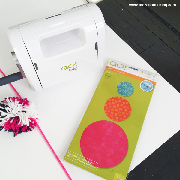 Review: AccuQuilt GO! Baby Fabric Cutter | Red-Handled Scissors