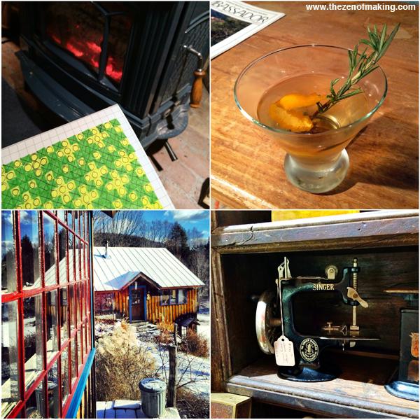 Sunday Snapshot: Very Vermont Thanksgiving | The Zen of Making