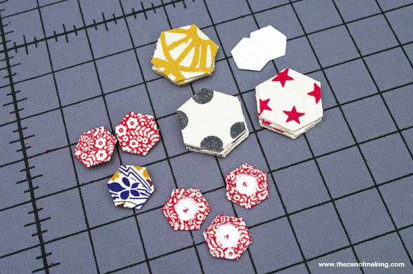 Review: AccuQuilt English Paper Piecing Hexagon Dies | The Zen of Making