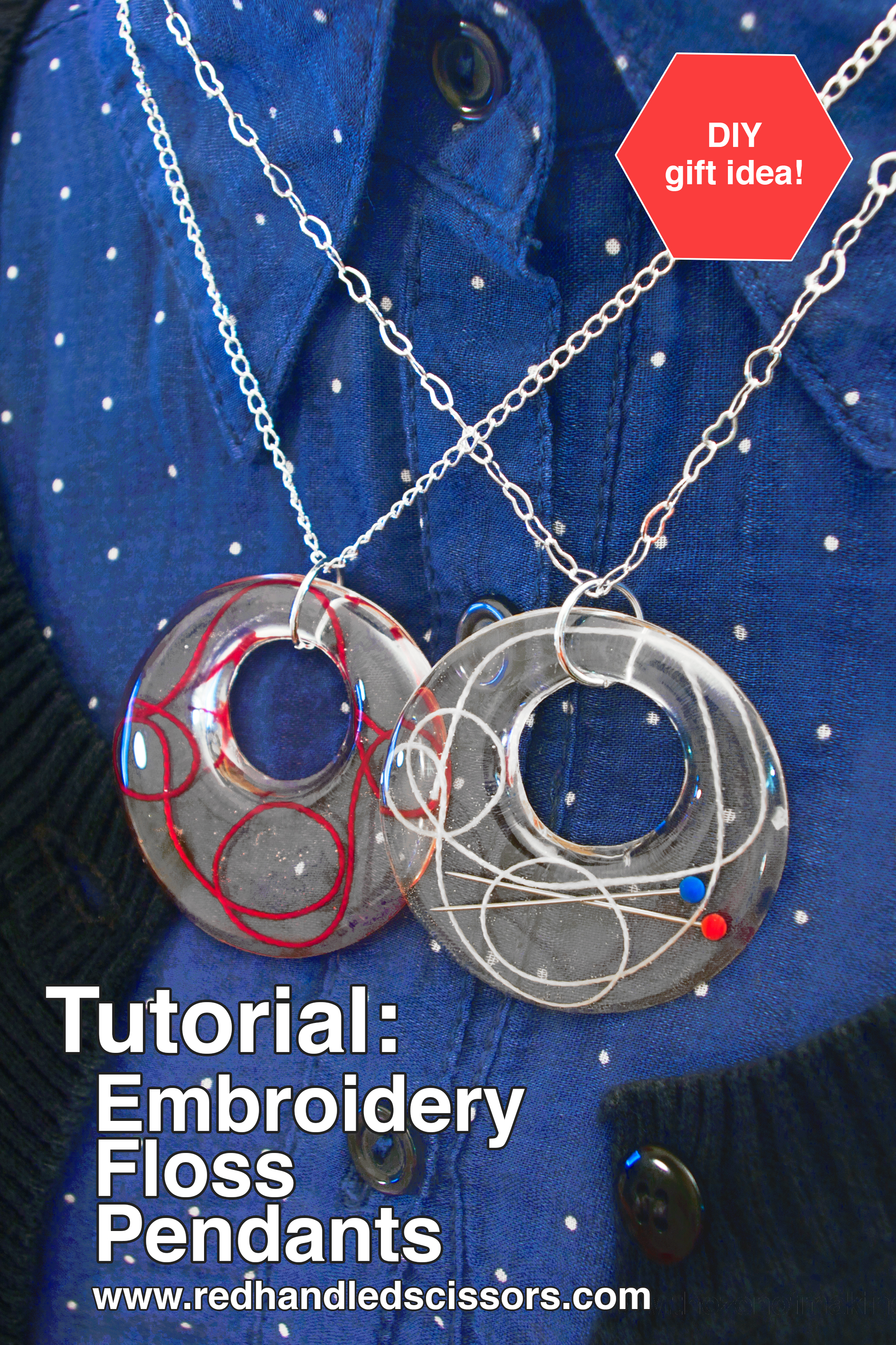 Tutorial resin sewing thread and embroidery floss pendants tutorial resin sewing thread and embroidery floss pendants cant bring yourself to solutioingenieria