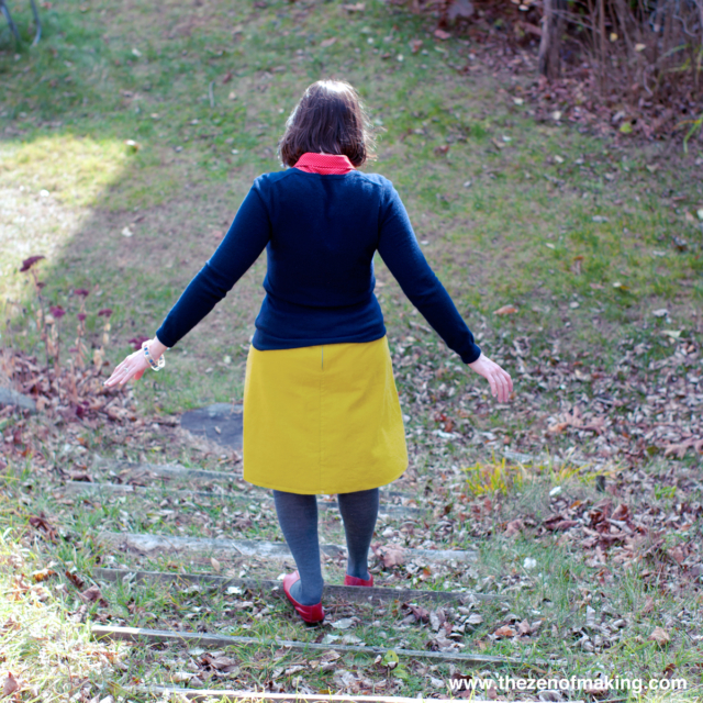 A-Line Skirts: 5 Tips for a Flattering Fit | Red-Handled Scissors