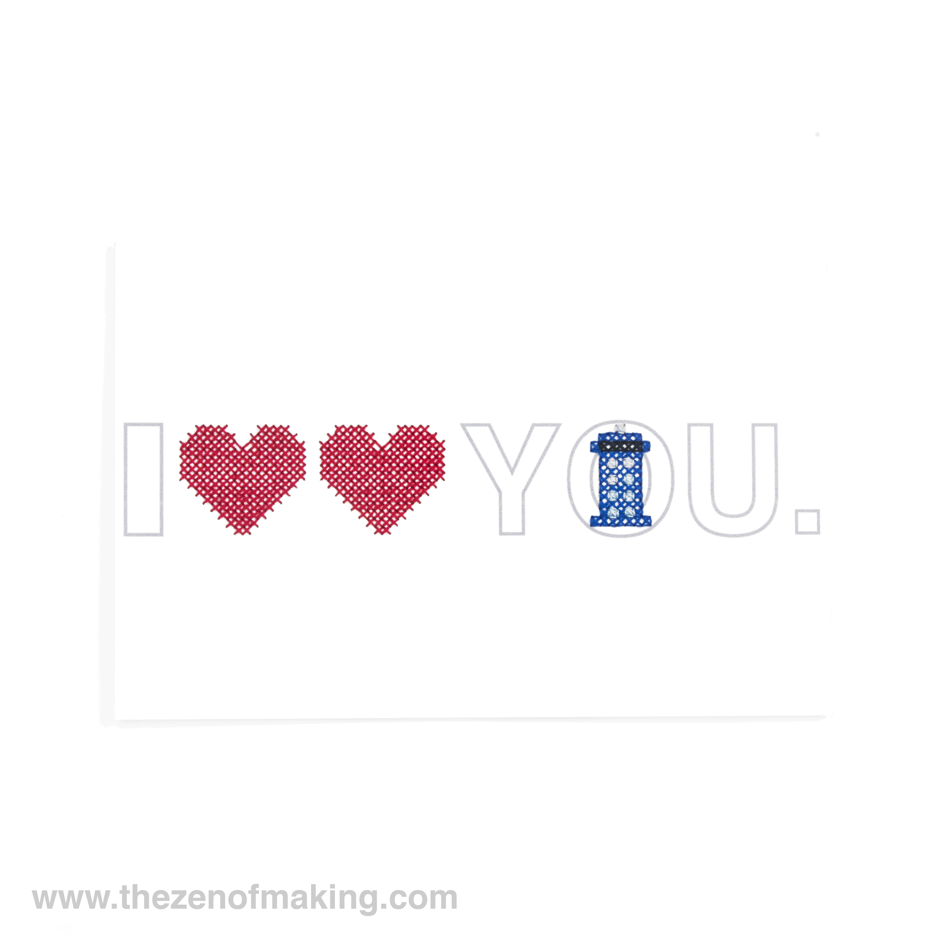 download and print my free Doctor Who -inspired Time Lord Cross-Stitch ...
