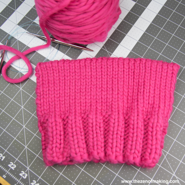 Tutorial: Basic Pussyhat Knitting Pattern