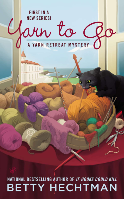 Crafty Audiobook Review: Yarn to Go: A Yarn Retreat Mystery, Book 1