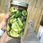 Recipe: Super-Easy Quick Pickles | Red-Handled Scissors