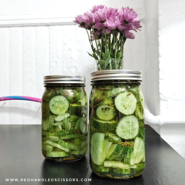 Recipe: Super-Easy Quick Pickles