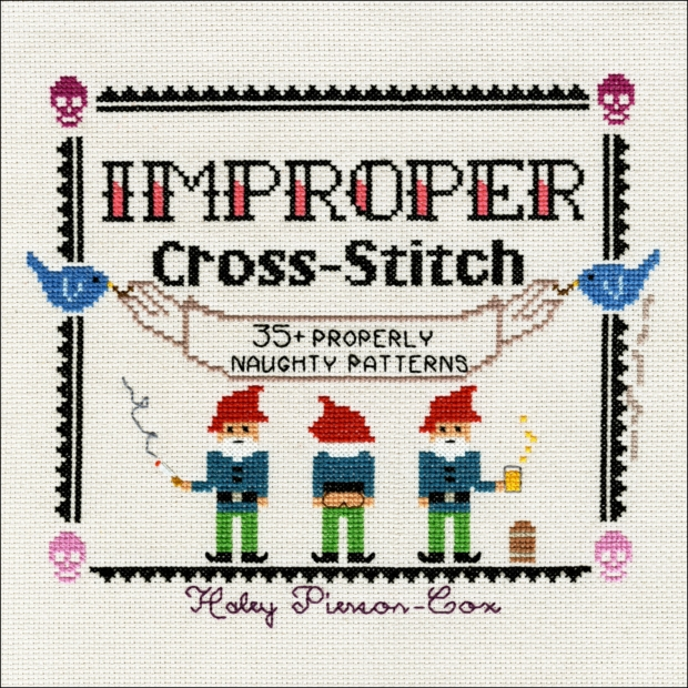 Improper Cross-Stitch, by Haley Pierson-Cox