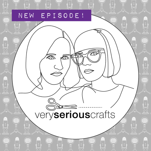 New Episode: The Very Serious Crafts Podcast, S4E14 – Ye Olde Craft Inspiration