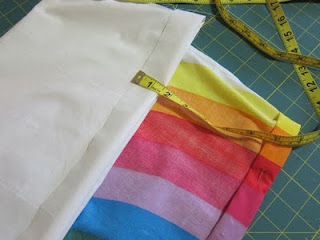 Tutorial: Pillowcase Sundress: Part 1 | Red-Handled Scissors