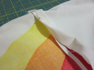 Tutorial: Pillowcase Sundress: Part 2 | Red-Handled Scissors